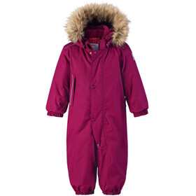 Reima Gotland Overall Toddlers Dark Berry